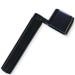 プラスチック ストリングワインダー ブラック ギターの弦をすばやく巻く道具