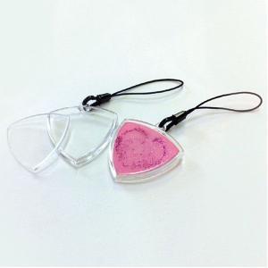 BRUFF ハメパチピックストラップ ピックケース(ピックは付属しません) HPS-500 ポイント消化 送料無料|nishigaku