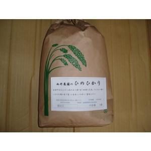 低農薬米 ひのひかり 5キロ |nishii-organic