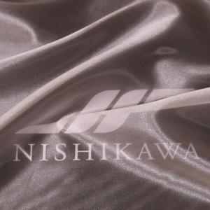 生地 ウエディング、小物使いのアクセント シャンブレーオーガンジー 色番号262 ベージュ|nishikawa-tex1211