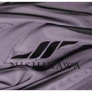 生地 ウエディング、小物使いのアクセント シャンブレーオーガンジー 色番号FB ブラック|nishikawa-tex1211