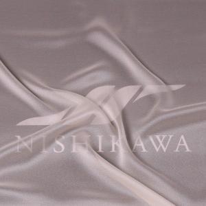生地 カジュアルからフォーマルまで シャンブレー梨地ジョーゼット 色番号1 アイボリー|nishikawa-tex1211
