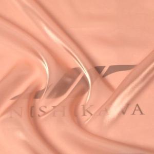 生地 ワンピース、ドレス素材 カチオンステンレスサテン 色番号8 サーモン|nishikawa-tex1211