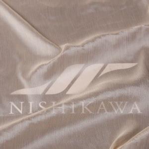 生地 ドレス、ストール、スカート、ダンス衣装 楊柳シフォンジョーゼット 色番号1 ベージュ|nishikawa-tex1211