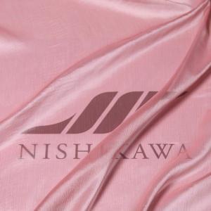 生地 ドレス、ストール、スカート、ダンス衣装 楊柳シフォンジョーゼット 色番号33 ライトグレイッシュピンク|nishikawa-tex1211