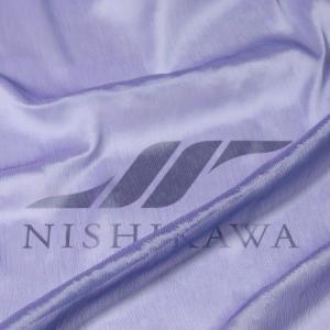 生地 ドレス、ストール、スカート、ダンス衣装 楊柳シフォンジョーゼット 色番号7 ライトバイオレット|nishikawa-tex1211