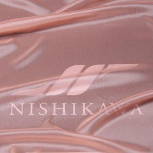 生地 スカート、ダンス衣装 広幅素材 シャンブレー楊柳シフォンジョーゼット 色番号5 ライトサーモン|nishikawa-tex1211