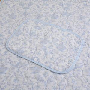 枕パッド 2層わたガーゼピロパッド エカテリーナ 63×43cm用 スヤラボ 昭和西川 直営 西川 公式 ガーゼ ピローパッド 枕カバー|nishikawastore|05