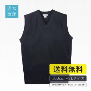 【P会員8%OFF】学生服 ベスト 小学生制服 (紺)|nishiki