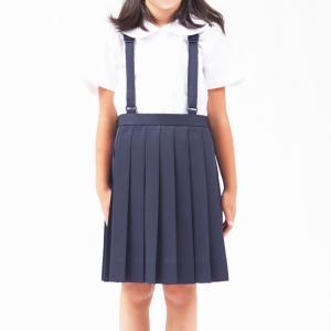 【アウトレット】小学生制服 スカート 夏用 BB体 (紺)【返品・交換不可商品】|nishiki