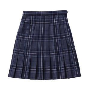 【P会員8%OFF】ベンクーガー スクールスカート (グレー チェック・5350)|nishiki