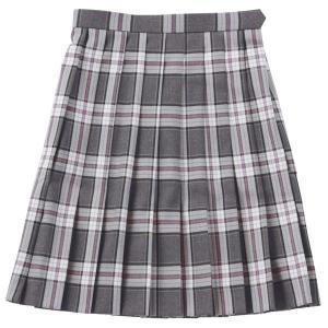 【P会員8%OFF】ベンクーガー スクールスカート (ベージュ×ピンク チェック・5351)|nishiki