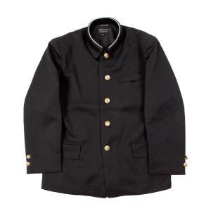 小学生制服 折襟学生服 A体 (黒) nishiki