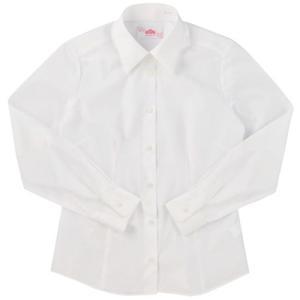 【P会員8%OFF】ビーステラ 長袖スクールシャツ (オフホワイト) ワイシャツ Yシャツ【返品・交換不可商品】|nishiki