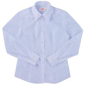 【P会員8%OFF】ビーステラ 長袖スクールシャツ (サックス) ワイシャツ Yシャツ【返品・交換不可商品】|nishiki