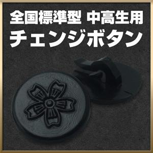 学生服 標準型 チェンジボタン/裏ボタン(中高生用) nishiki