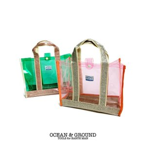 【P会員8%OFF】Ocean&Ground/オーシャンアンドグラウンド プールバッグ BORA BORA|nishiki