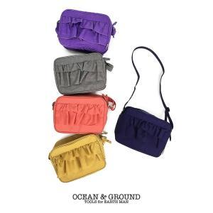 オーシャンアンドグラウンド(Ocean&Ground)SWEETS TIME 通園バッグ ショルダー|nishiki