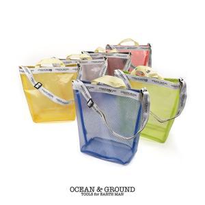 オーシャンアンドグラウンド(Ocean&Ground)プールバッグ UVEA nishiki