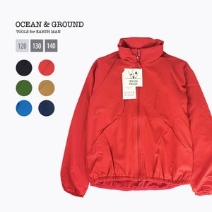 Ocean&Ground/オーシャンアンドグラウンド ジャケット ベージュ/ブラック/ブルー/グリーン/ネイビー/レッド|nishiki