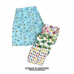 オーシャンアンドグラウンド(Ocean&Ground)スイムグッズ  お着替えタップタオル 男の子 女の子 水泳用品(返品・交換不可商品) nishiki
