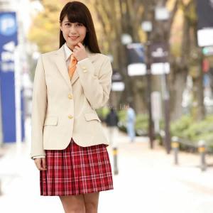 ロコネイル ブレザー アイボリー 卒業式 スーツ|nishiki