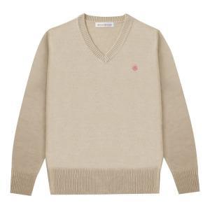 ロコネイル セーター ベージュ ROCONAILS|nishiki