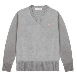 ロコネイル セーター グレー ROCONAILS|nishiki