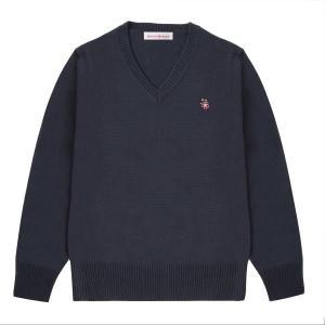 ロコネイル セーター ネイビー ROCONAILS|nishiki