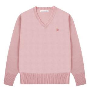 ロコネイル セーター ピンク ROCONAILS|nishiki