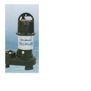 新明和工業 高機能樹脂製軽量 水中ポンプ CRS321S-F32 0.15KW100V 【送料無料 但、一部地域送料別途 代引/同梱不可】|nishikigoiootani