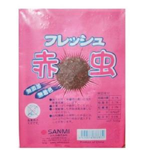 フレッシュ赤虫(冷凍赤虫) 100g ×100枚 【同梱不可 送料無料 但、一部地域送料別途】|nishikigoiootani