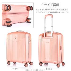 スーツケース 大型 超軽量 旅行かばん キャリ...の詳細画像4