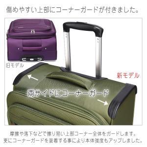 キャリーバッグ ソフト スーツケース 大型 L...の詳細画像4