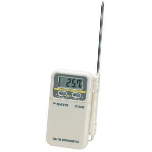 佐藤計量器 SATO 電子温度計 PC-9400|nishikoki-online