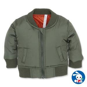 ベビー服 男の子 冬 MA1ジャケット 60-70cm 赤ちゃん ベビー 新生児 乳児 幼児 子供服 おしゃれ|nishimatsuya