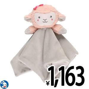 おともだち毛布(ヒツジさん)30×30cm|nishimatsuya