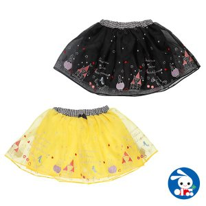 子供服 女の子 刺繍入りチュールレーススカート 110cm・120cm・130cm ガールズ 女児 キッズ ベビー 小児 児童 子ども服 おしゃれ|nishimatsuya