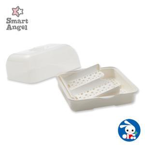 Smart Angel)哺乳瓶レンジ消毒器|nishimatsuya