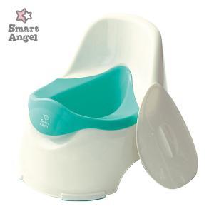 SmartAngel)抗菌すわるオマル(洋式タイプ)|nishimatsuya