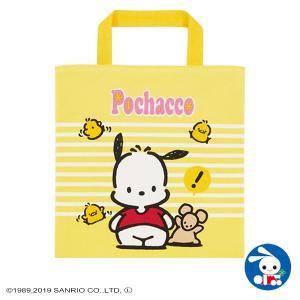 スクエアランチバッグ(ポチャッコ)|nishimatsuya