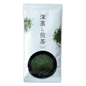 鹿児島 かのや深蒸し茶 100g さえみどりブレンド 荒づくり仕上げ|nishio-cha