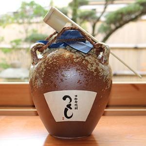 【送料込み】博多焼酎 つくし宝壺 黒 1800ml|nishiyoshidashop