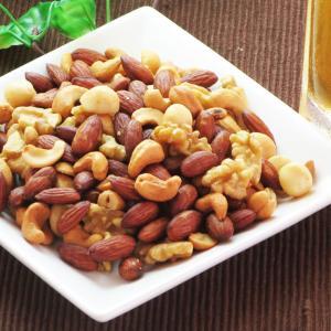 酒の肴 おつまみ 珍味 業務用 燻製MIXナッツ200gで1000円