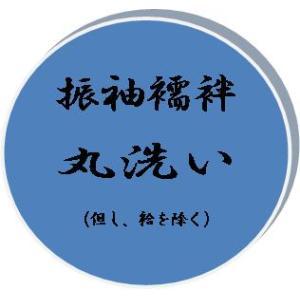 新なぎさ洗い  振袖長襦袢クリーニング|nissenren-kitaq