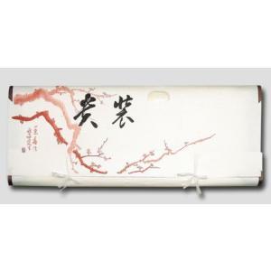 折らずに発送薄紙付きもの文庫紙(たとう紙) 梅柄87cm(着物用)内張付 5枚組|nissenren-kitaq