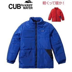 c7f63679eac32 アウター キッズ CUB 三角ポケット中綿ジャケット(男の子 子供服・ジュニア服) 冬 ...