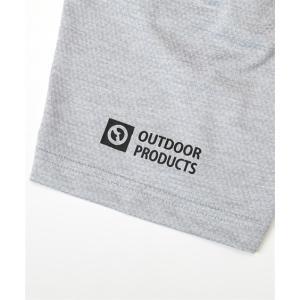OUTDOOR パジャマ 大きいサイズ カジュアル メンズ アウトドアプロダクツ DRYメッシュ Tシャツ リラックス 6L/8L ニッセン|nissenzai|04
