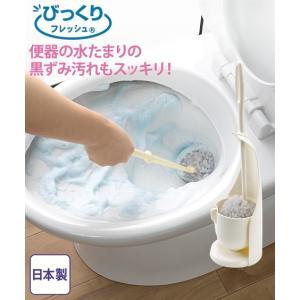 びっくり抗菌トイレクリーナー 掃除 洗濯 クリーナー ニッセン