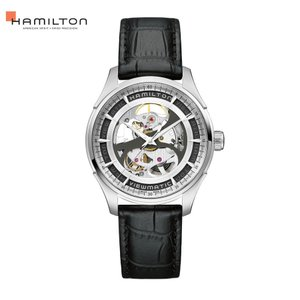自動巻 ハミルトン HAMILTON 腕時計 メンズ ジャズマスター ビューマチック スケルトン ジ...